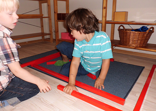 Tomegårdens Montessoriförskola